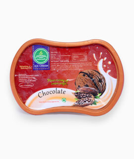 Chocolate Ice Cream 1 Ltr